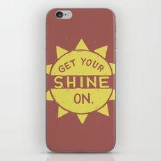 SH/NY iPhone & iPod Skin