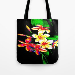 Flowering Tote Bag