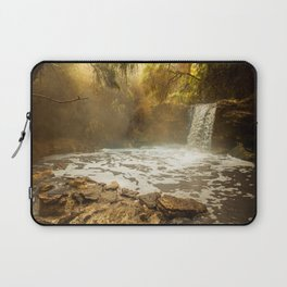 Thermal Waterfall- Wai O Tapu Laptop Sleeve