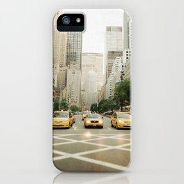 Pick A Cab iPhone Case