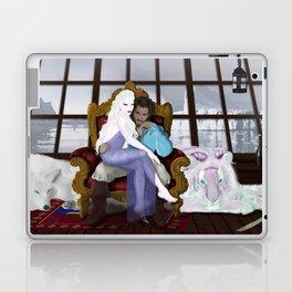 Powercouple Laptop & iPad Skin