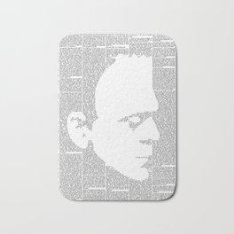 Frankenstein - The Modern Prometheus Bath Mat