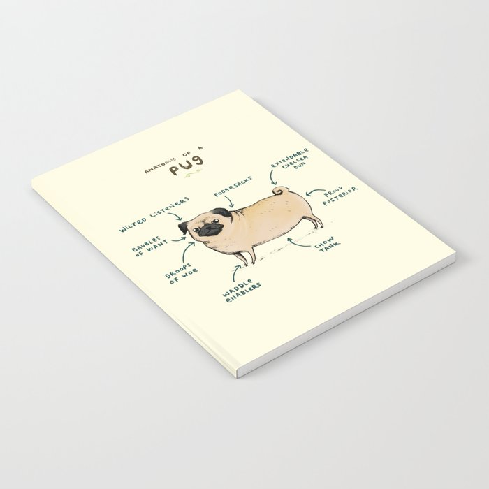 Anatomy of a Pug Notebook