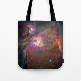 Orion Nebula M42, NGC 19 (High Quality) Tote Bag