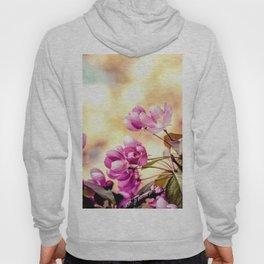 Paradise Apple Blossoms Hoody