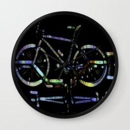 The Bike Wall Clock