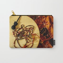 Beads and Beats Carry-All Pouch