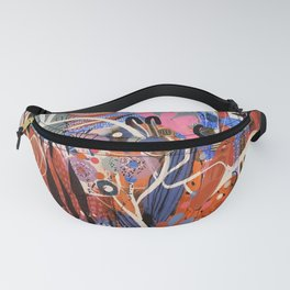 Behind The Desert Fanny Pack