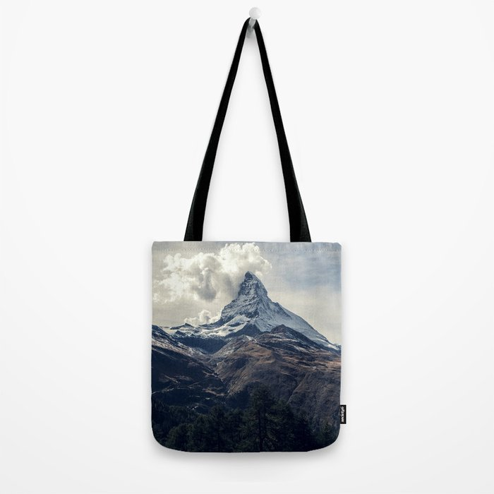 Crushing Clouds Tote Bag