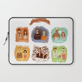 My favorite romantic movie couples Laptop Sleeve