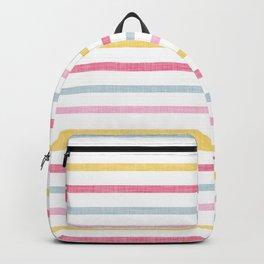 Popsicle Stripes Backpack