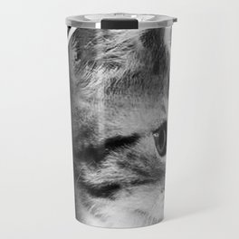 Astronaut Cat #3 Travel Mug