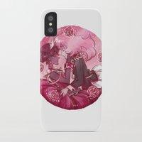 utena iPhone & iPod Cases featuring Utena x Anthy by Ravenno