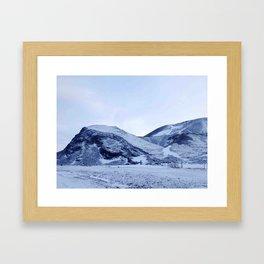 ICE Twins Framed Art Print