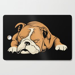 English Bulldog | Dog Lover Cutting Board