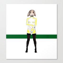 Baby K Canvas Print