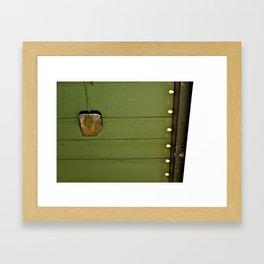 SEA|GreenLight Framed Art Print