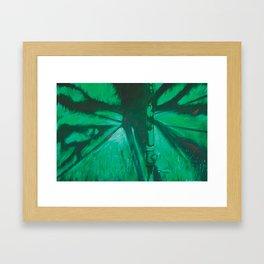 Natures Hoist Framed Art Print