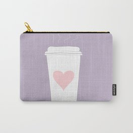 Ode To Coffee Carry-All Pouch