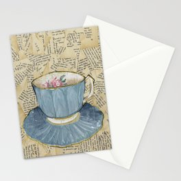 Missing You Already Stationery Cards