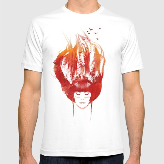 Burning Forest T-shirt