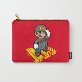 SUPER STALIN BROS. Carry-All Pouch