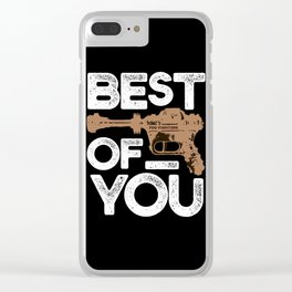 Best of You - Fighters Clear iPhone Case
