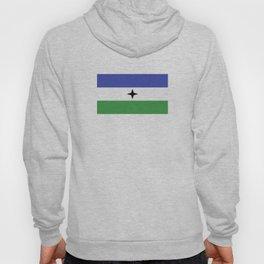 Bubi Bantu people ethnic flag cameroon africa Hoody
