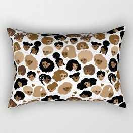 Greetings Rectangular Pillow