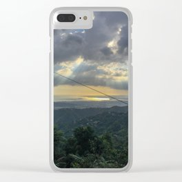 Kingston View Clear iPhone Case