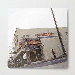 SOCO Shops (Austin, Texas) Metal Print