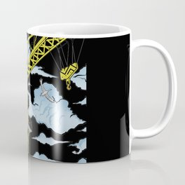 Tower Crane In The SKY Coffee Mug