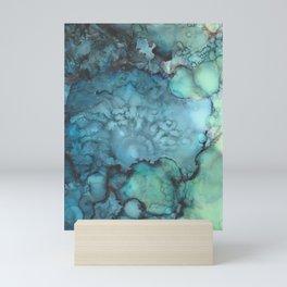 Galaxy in a Tidepool Mini Art Print