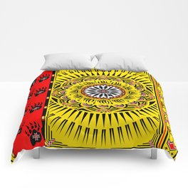 Sun Bear Comforters