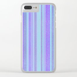 Grape Jelly Clear iPhone Case