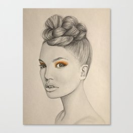 mandarina Canvas Print