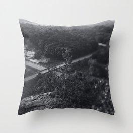 crossroads Throw Pillow