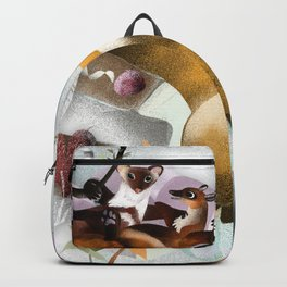 Love Galidia and friends Backpack