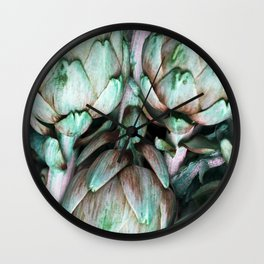 Artichoke Wall Clock