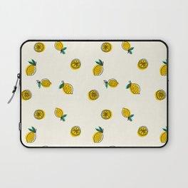 When Life Gives You Lemons Laptop Sleeve