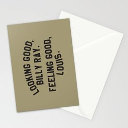 Trading Places Stationery Cards