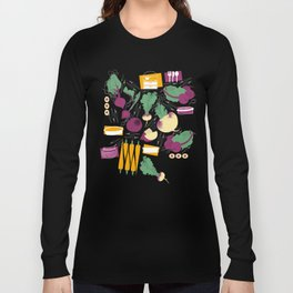 Root Vegetables Long Sleeve T-shirt