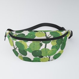 Pilea Peperomioides interior plant Fanny Pack