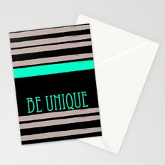 Be Unique Stationery Cards