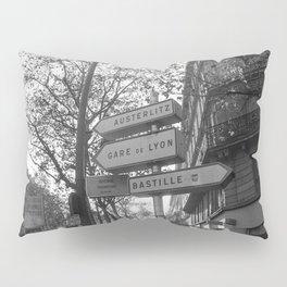 Gare De Lyon Pillow Sham