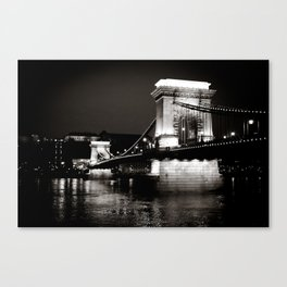 Budapest VI. Canvas Print