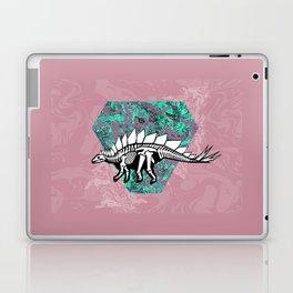 Stegosaur Fossil Laptop & iPad Skin
