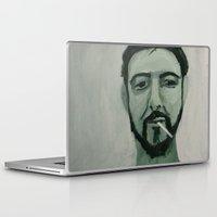 frank Laptop & iPad Skins featuring Frank by brivermeer