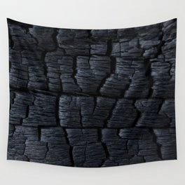 Charred Wall Tapestry