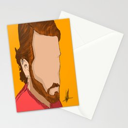 Myself Digitized Stationery Cards